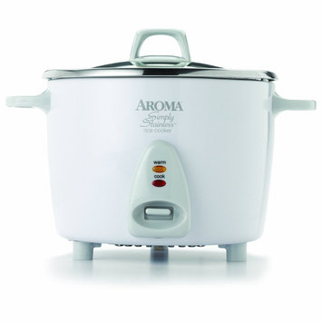 Mirama Enterprises, Inc. Aroma Housewares ARC-757SG 14 Cup Rice Cooker Ss