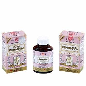 Lan Zhou Foci - Fu Ke Zhong Zi Wan - Herbal Supplement 200 Pills