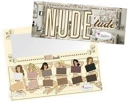 The Balm Nude'tude Palette