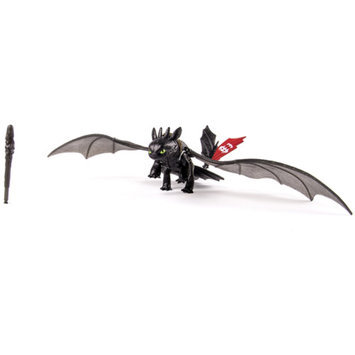 DreamWorks Dragons: How to Train Your Dragon 2 Toothless Power Dragon