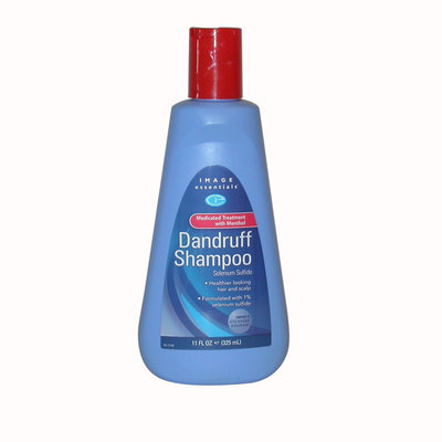 Kmart Corporation Image Essentials Medicated Treatment Dandruff Shampoo, 11 fl oz (325 ml) - KMART CORPORATION