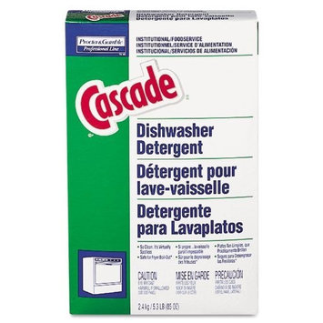 Procter & Gamble Professional Cascade 34953 Automatic Dishwasher Detergent, 85 Ounces (Case of 6)