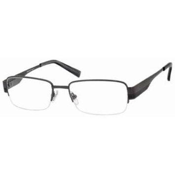 Woolrich 7833 Gun Metal Designer Reading Glass Frames ; Demo Lens