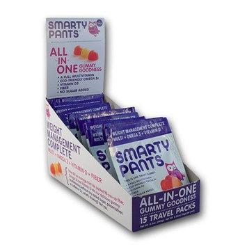 Smartypants Multivitamin - Complete - Fiber - Gmmy - Adlt - .56 Oz - 1 Case