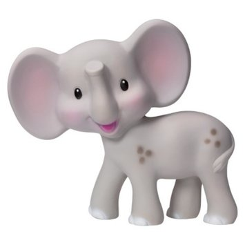 Infantino Go GaGa Squeeze & Teethe Elephant - Kiki