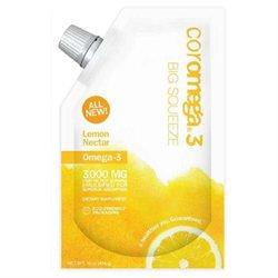 Coromega - Omega 3 Big Squeeze Lemon Nectar - 16 oz.