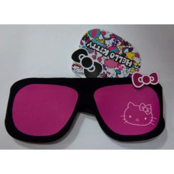Hello Kitty Eye Mask (Black Frame)