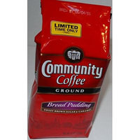 Community Coffee Ground Bread Pudding Traditional Coffee (Pack of 3)