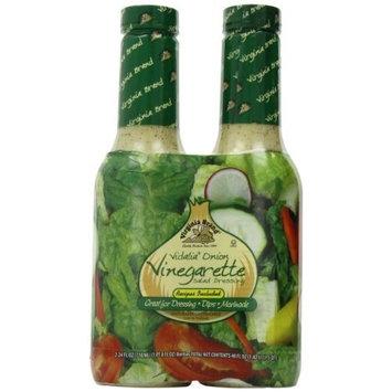 Virginia Brand Virginia Vidalia Onion Vinegarette, 48 Ounce