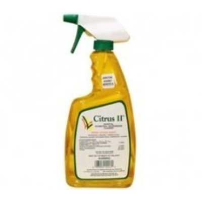 Beaumont Citrus II Germicidal Cleaner- Bactericide, Virucide & Fungicide 22oz