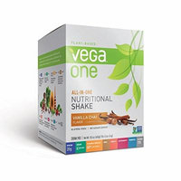 Vega One All-in-One Nutritional Shake, Vanilla Chai, 15.5 Ounce