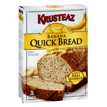 Krusteaz Banana Quick Bread Supreme Mix