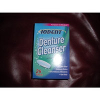 Iodent Denture Cleanser, 24 tablets