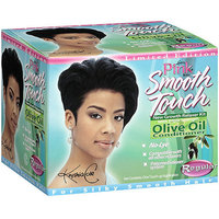 Pink Limited Edition Smooth Touch Regular Strength New Growth Relaxer
