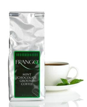 Frango Chocolates Frango Flavored Coffee, 12 oz. Chocolate Mint Flavored Coffee