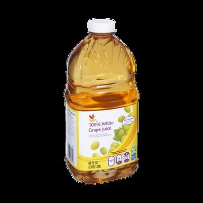 Ahold 100% White Grape Juice