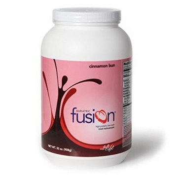 Bariatric Fusion Meal Replacement Cinnamon Bun 32 oz. tub