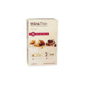 Think Thin High Protein Bar Variety Pack 18 ct