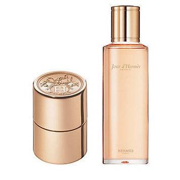 JOUR D'HERMÈS ROSY AMBEREau de Parfum Purse Spray with Refill - No Color
