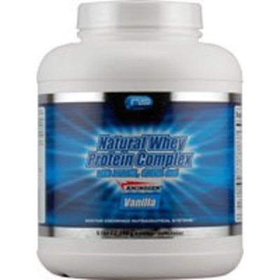 Vitacost Brand Vitacost Whey Protein Complex Powder with BCAAs Vanilla -- 5 lbs