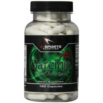 Anabolic Innovations Garcinia Plus Chromium Caplets, 120 Count