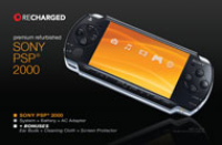 Sony PSP 2000 System (Recharged Refurbished)