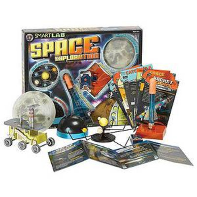 Smart Lab Space Exploration Kit Ages 8 and up, 1 ea