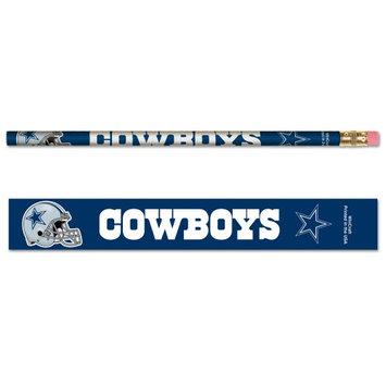 Dallas Cowboys Wincraft 6pk Pencils