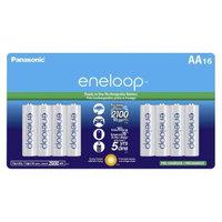 Panasonic eneloop Rechargeable Batteries - 16AA