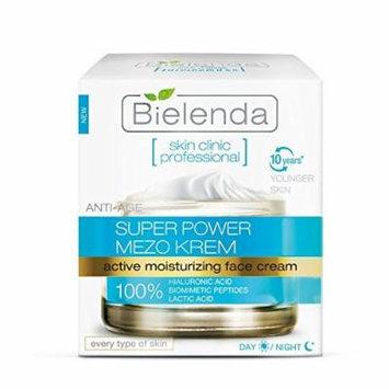 Bielenda Skin Clinic Professional Active Moisturizing Day/Night Cream