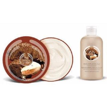 Brazil Nut Shower Cream 250ml + Brazil Nut Body Butter 200ml