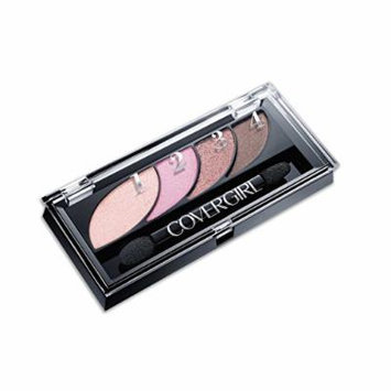 CoverGirl Eyeshadow Quads, Blooming Blushes 720, 0.06 Ounce