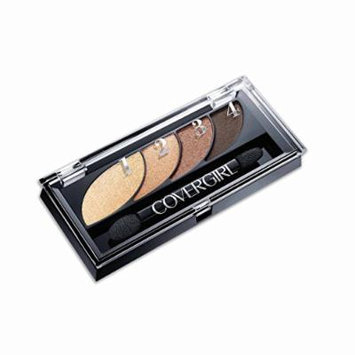 CoverGirl Eyeshadow Quads, Go for The Golds 705, 0.06 Ounce