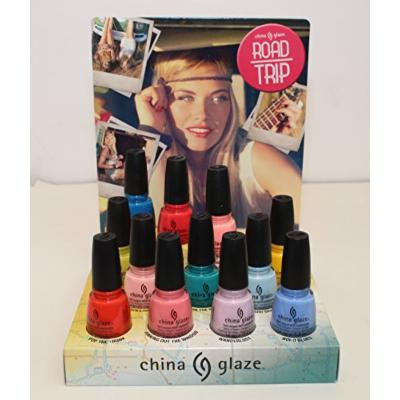 China Glaze Road Trip 2015 Collection