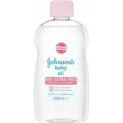 Johnson's Baby Oil (300ml)