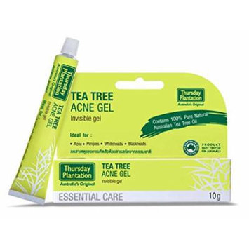 Thursday Plantation Tea Tree Acne Gel 10g (0.35 Oz) , Made in Australia , dry out acne and pimples. Ideal for whiteheads, blackheads and pimples