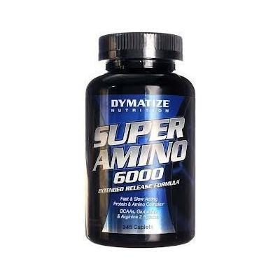 Dymatize Super Amino 6000 500 Caps