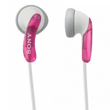 Sony Ear Bud Headphones, Pink - Sony