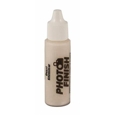 Photo Finish Professional Airbrush Foundation Makeup-1.0 Oz Cosmetic Face- Choose Color (Pearl Shimmer-.50oz)