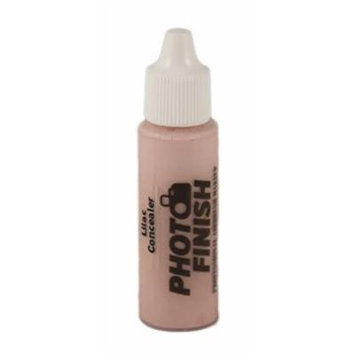 Photo Finish Professional Airbrush Foundation Makeup-1.0 Oz Cosmetic Face- Choose Color (Lilac Concealer-.50oz)
