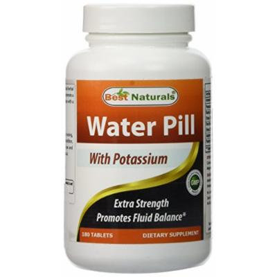 Best Naturals Water Pill 180 Tablets