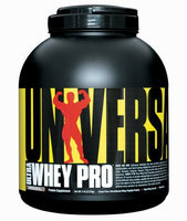 Universal Nutrition - Ultra Whey Pro Triple Whey Formula Chocolate Ice Cream - 5 lbs.