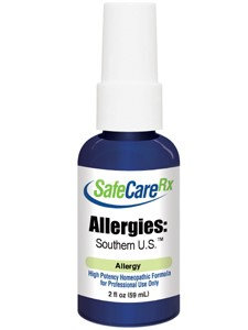 Safecare Rx Regional Allergies: Southern US 2 oz