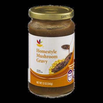 Ahold Homestyle Mushroom Gravy