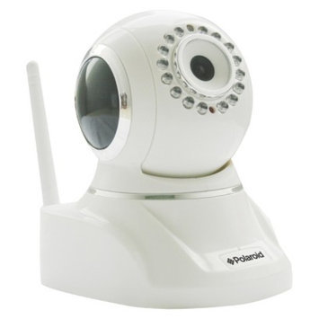 Polaroid IP302 Wireless Indoor IP Security Camera 2 Pack - White