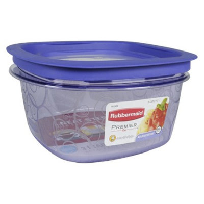 Rubbermaid VIOLET TINT RUBBERMD 5 CUP PRMR TINT