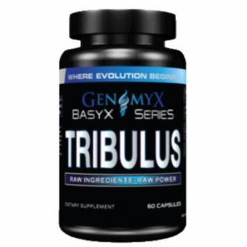 Genomyx TRIBULUS All Natural Muscle Building & Strength Supplement
