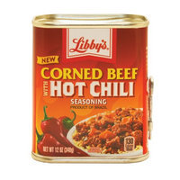Libby's Corned Beef with Hot Chili Seasoning, 12 oz