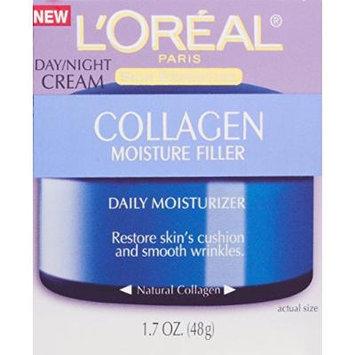 L'Oreal Paris Collagen Moisture Filler Day/Night Cream, 3.4 Fluid Ounce Pack