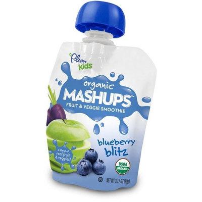 Plum Organics Mashups™ Fruit & Veggie Smoothie Blueberry Blitz